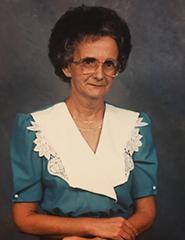 Muriel Cumbee Hewett