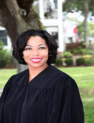 Judge Ola M. Lewis