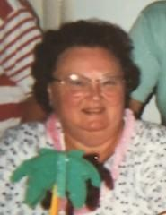 Juanita Frances Townsend