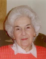 Doris Emma MacNichol